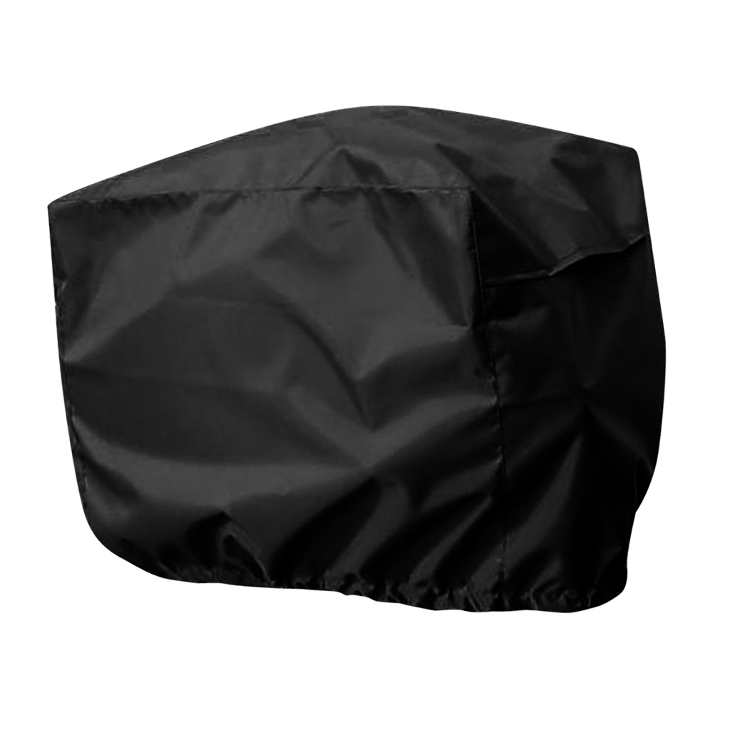 Waterproof Outboard Motor Boat Engine Protector Cover For 2-5 HP Speed / Rib