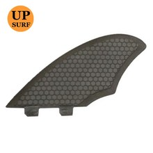 one central fin Surf Fins middel fin for FCS thruster fins keel fins quillas fins surfboard accessories in surfing