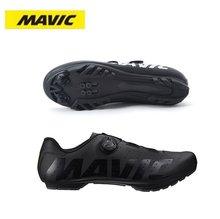 MAVIC vtt chaussures de cyclisme hommes chaussures de vélo de Sport en plein air auto-verrouillage professionnel course vélo de route chaussures
