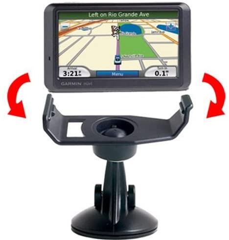 Car Windshield Mount Holder Suction Cup GPS Stand for Garmin Nuvi 200 200W 205 205W 265 270 270W 275 265W 275W 400(China)