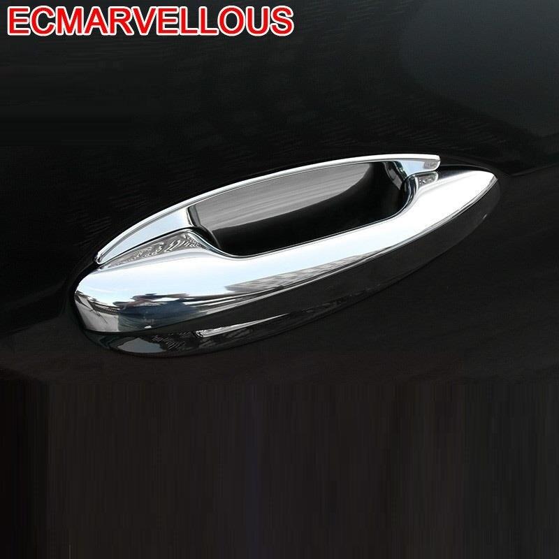 Auto Door Handle Automobile Chromium Modified Car Styling Bright Sequins Modification Decoration 19 FOR Mercedes Benz GLC Class|peugeot grill|car styling peugeot|strip for car - title=