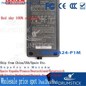 Image 1 - Steady MEAN WELL GST90A24 P1M 24V 3.75A Meanwell GST90A 24V 90W AC DC ความน่าเชื่อถือสูงอุตสาหกรรมอะแดปเตอร์