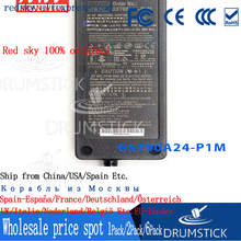 Stetige MEAN WELL GST90A24 P1M 24V 3,75 EINE meanwell GST90A 24V 90W AC DC Hohe Zuverlässigkeit Industrielle Adapter