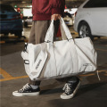 Дорожная женская спортивная сумка, Мужская большая маленькая сумка для выходных, сухая и влажная сумка для фитнеса, мужская женская спортив...