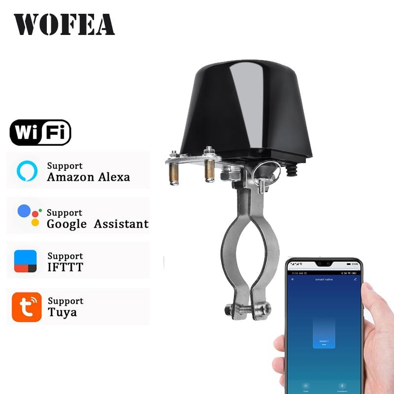 Wofea Smart WIFI Water Manipulator Valve Water/Gas Controller 3/4