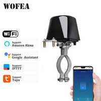 Wofea Smart WIFI Water Manipulator valve water/Gas controller 3/4