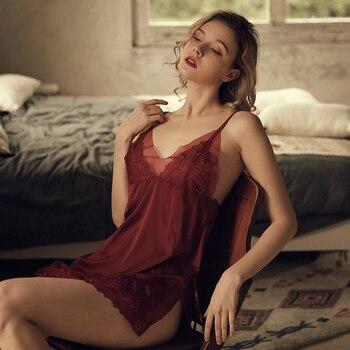 Women Thong Lace Underwear INTIMATES Loungewear
