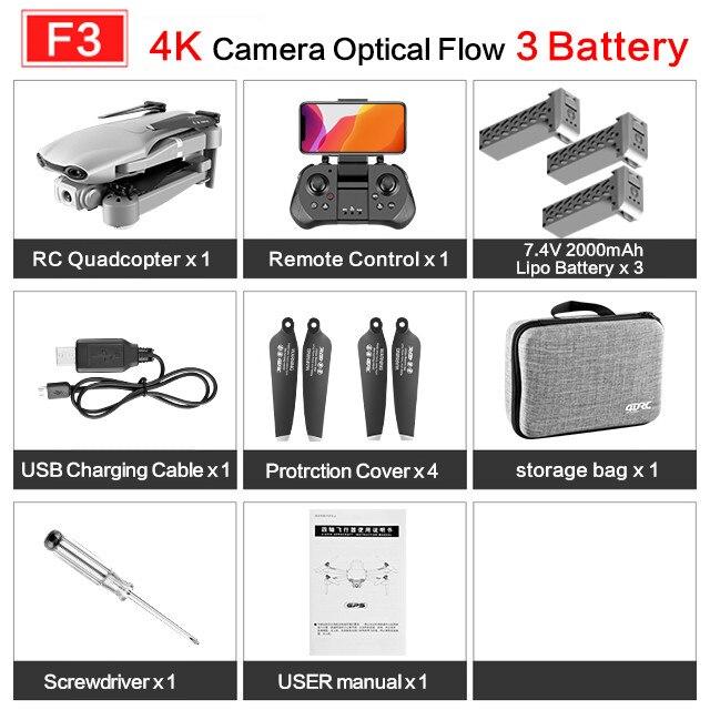 4K 3 battery