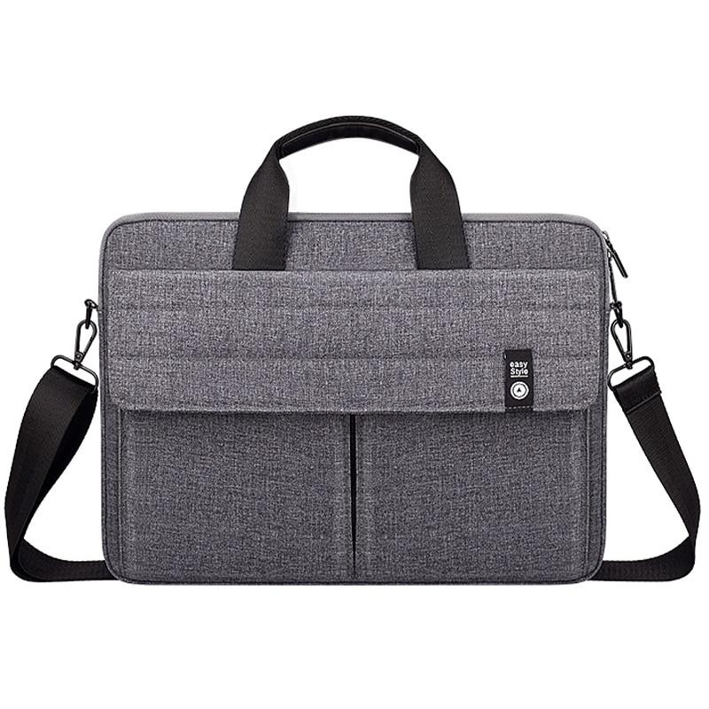 Fashion Nylon Shoulder Bag For Laptop 13 14 15.6 Inch Portable Notebook Case For Macbook Pro Lenovo ASUS HP Acer