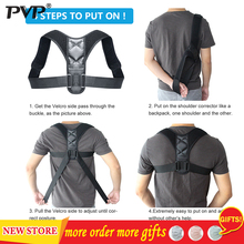 The New Posture Corrector & Back Support brace Clavicle back Brace for Women and Men posture correction