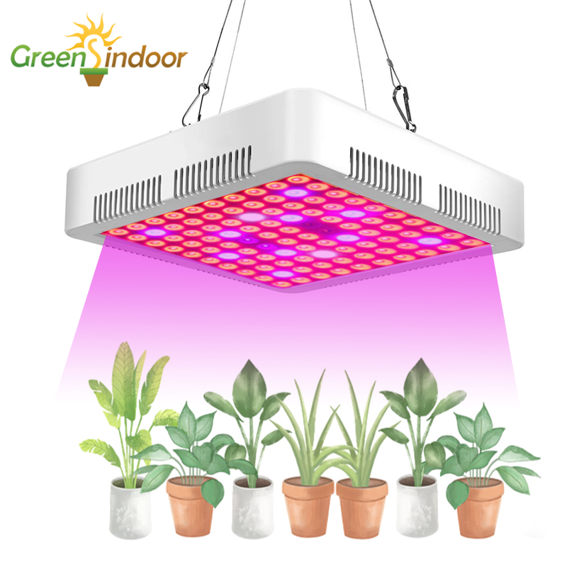 Phyto Lamp Grow Tent Lamps 1000W 100 Leds Lamp For Plants Grow LED Light Full Spectrum For Indoor Seedling Fitolampy Growth Room