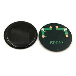 Image 2 - Panel Solar policristalino de 2V 50mA, Módulo para cargador de batería, juguete, 5 uds.