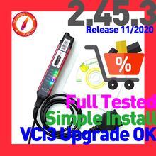 VCI3 Upgrade SDP3 2.45.3 Heavy Duty Engine Diagnostic Professionele Nexiq USBLINK2 DPA5 Niet Compatibel