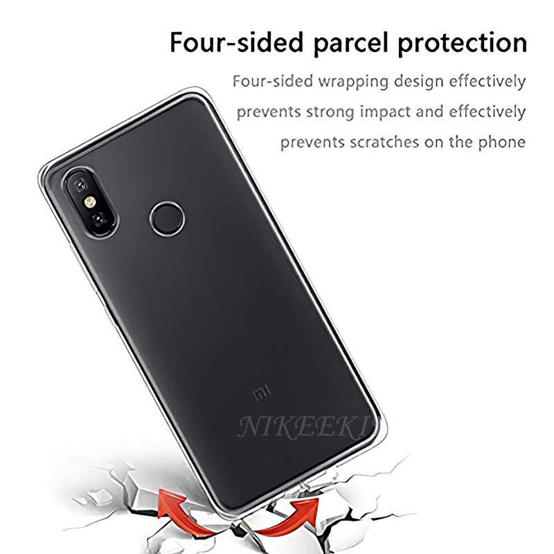 Clear Zachte Tpu Silicone Telefoon Case Voor Xiaomi Redmi K20 7 7A 6A 5A 5 Plus 4A 4X 3S gaan S2 Cover Voor Redmi Note 7 S 6 5 Pro 4X 3 2
