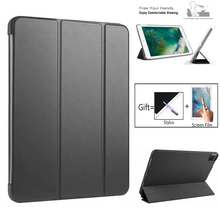 цена на For 2020 iPad Pro 11 2nd Gen Case New iPad Pro 2020 11 inch Cover Slim Magnetic 2018 iPad Pro 11 Case Auto Sleep/Wake Smart Case
