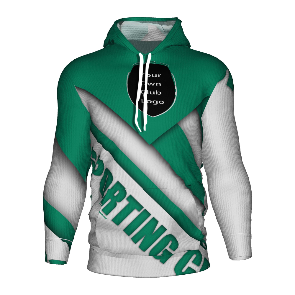 Sporting Lisbon Portugal Soccer Jersey 2018 2019 Football 3d Hoodie Sporting Lisbon Club Portugal Sweatshirt Football Hoodies
