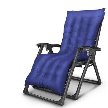 リクライニング折りたたみ昼休み昼寝ホーム高齢者の屋外レジャーチェア怠惰な人背もたれルーム送料椅子ポータブル -