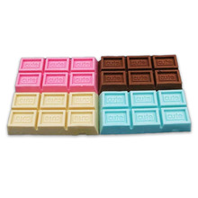 New Arrival 2015 Chocolate Eraser Food Eraser School Eraser  Super Good collection for Eraser Fans MOQ 26 pieces per Lot
