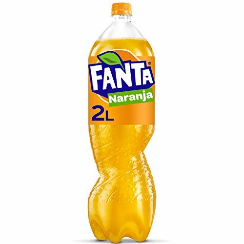 Refresco Familiar De Naranja Fanta 2 Litros