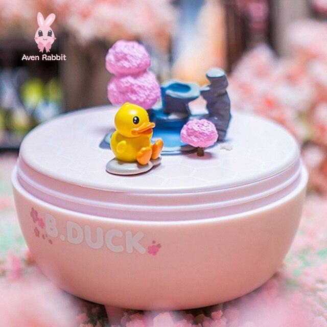 Little Yellow Duck Sakura Town Music Blind Box Toys Figures Action Surprise Box Guess Blind Bag Toys for Girls Caja Sorpresa 2