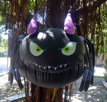 Halloween inflatable little devil spider ghost bar pumpkin big balloon outdoor haunted house mall holiday balloon hang balloon(China)