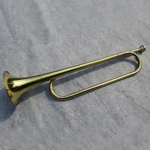 2 штуки Студенческая стекляруса Труба латунный инструмент для детей Дети