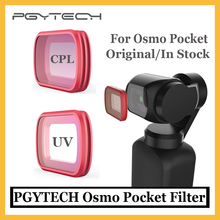 POCKET-FILTERS Profesional-Accessories Pgytech Osmo Single-Version for DJI In-Stock Origianl