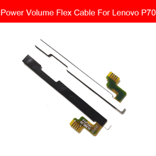 On Off Power & Volume Button Flex Cable For Lenovo P70 Power