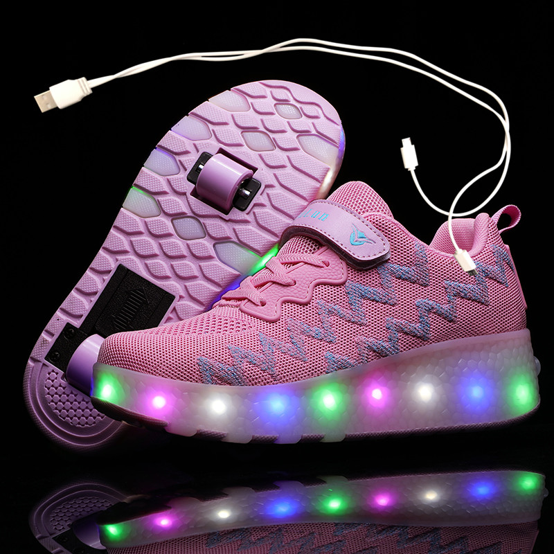 01f7f0 Buy Led Skate And Get Free Shipping   Bm