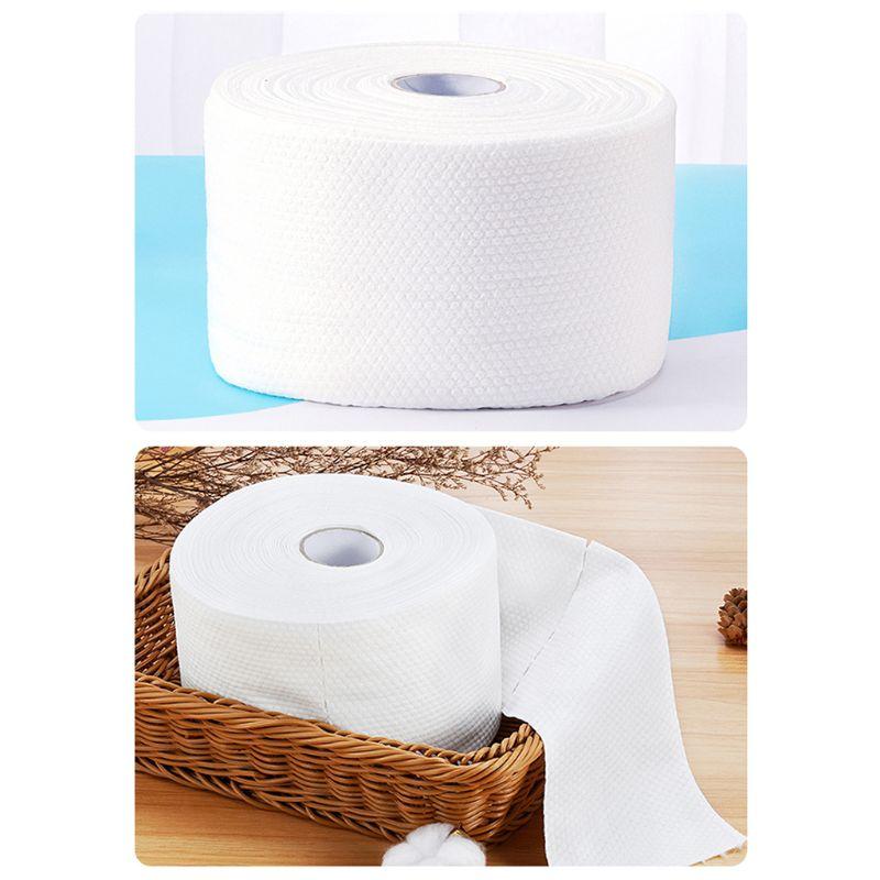 Beauty Makeup Cotton Disposable Facial Towel Salon Clean Face Towels  NEW