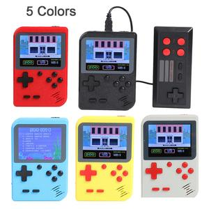 Image 2 - GC26 Portable Video Game Console Retro Handheld Mini Pocket Game Player Built in 500 Classic Games Gift for Child Nostalgic Play