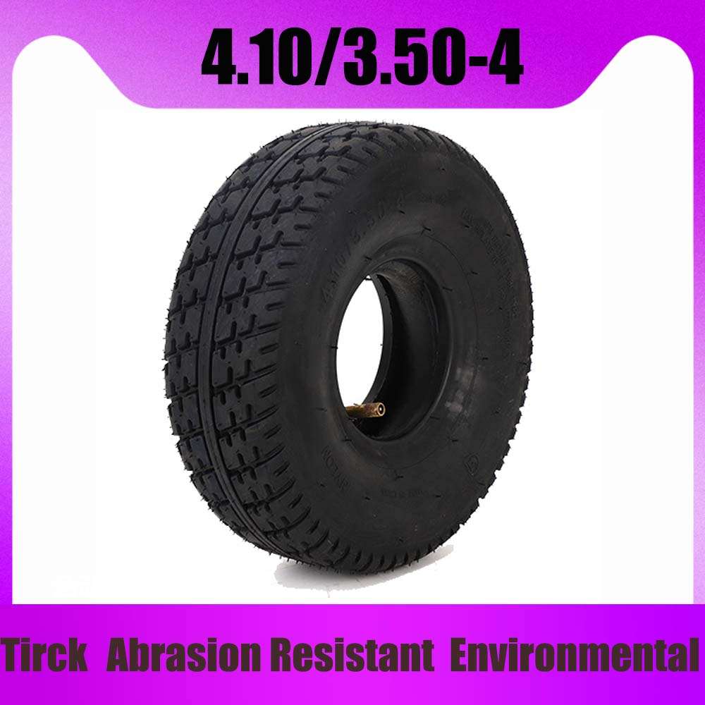 4.10//3.5-4 Replacement Tire Motor Scooter Goped Big Foot
