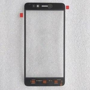 Image 2 - 5.0 بوصة ل TP LINK Neffos X1 TP902A هاتف محمول الجبهة الخارجي زجاج عدسة إصلاح شاشة تعمل باللمس الزجاج الخارجي