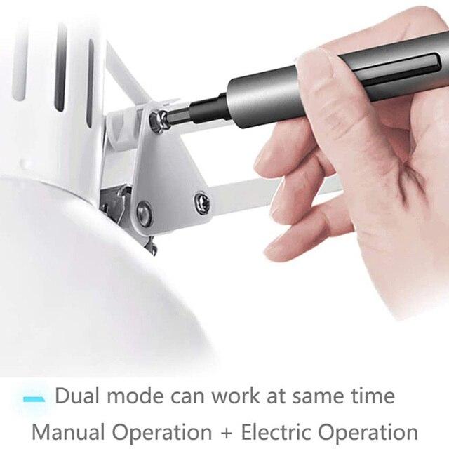 Wowstick 1F Elektrischer Schraubendreher 64 In 1  3