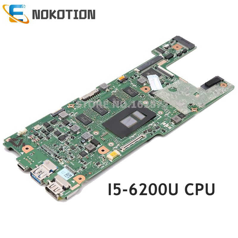 NOKOTION NBGKK11002 CA4DB CA4DB_10L Main Board For Acer Swift3 SF314 SF314-51 Laptop Motherboard SR2EY I5-6200U CPU Full Test