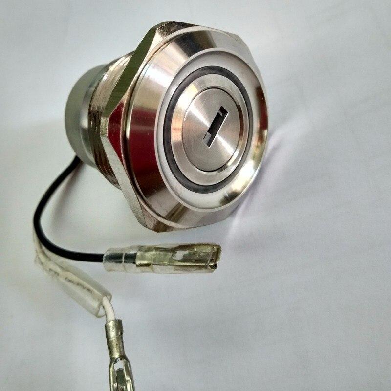de bloqueio De Metal 12 V iluminação
