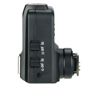 Image 5 - X2t Draagbare Lcd scherm Bluetooth Flash Trigger Mini Stabiele Zenden Anti Interferentie Camera Connection Draadloze Afstandsbediening