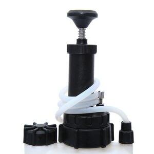 Image 5 - Samger Kit de purga de frenos para coche, juego de herramientas de vacío neumáticas de aire 3 L para garaje, 40 58 PSI