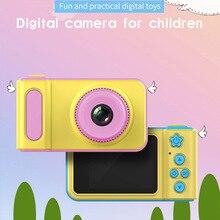 2020 Digital Camera 1080P Mini Cam For Kids Baby Cute Cartoo