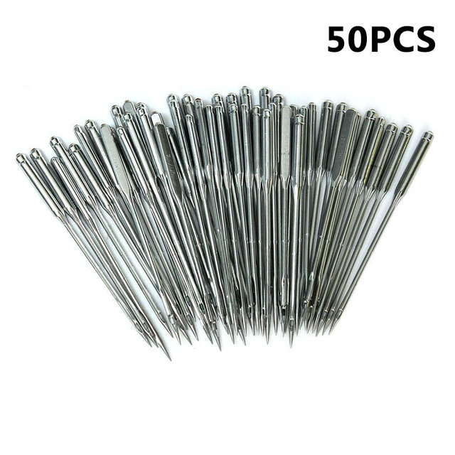 50pcs Combination Household Sewing Machine Needle Craft Tool Arts And Crafts Needle Household Products