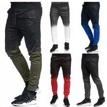 Goocheer 2019 Mens Jogger Pants Fashion Sports Gym Workout Hip Hop Track Trousers Long Slacks