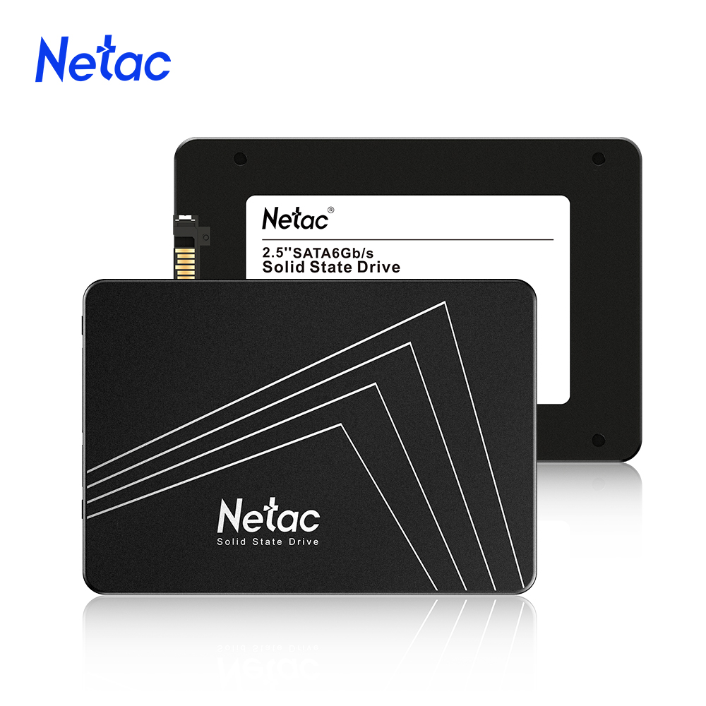 Netac SSD 120GB 240GB 480GB 960GB Internal Solid State Drive 2 5 inch SSD SATA III HDD Internal Hard Drive Disk For Laptop PC