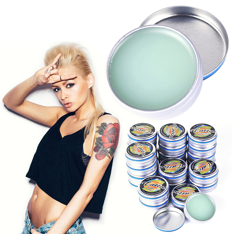 Anti Scar Tattoo Skin Recovery Cream Tattoo Aftercare Healing Repair Aftercare Ointments Skin Recovery Supplies Wholesale TSLM1 1