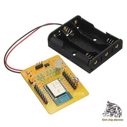 5 PCS/LOTPS8266 Serial WIFI Industrial Grade Stable Edition Test Board Full IO Leads To ESP-12E Module