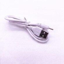 1M/3FT DC 2mm Câble De Chargement USB pour Nokia 7373 7500P 7510s 7610s 7612s 5802 5900 5152 2720f N78 N95 8G BLANC