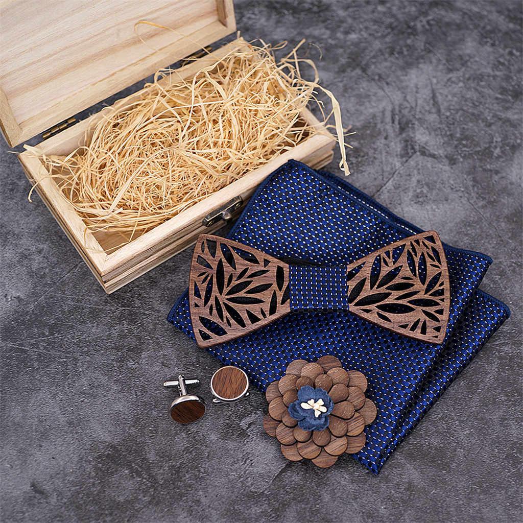 JAYCOSIN ربطة القوس فيونكة أزياء رابطة خشبية corbata بودا corbatas العلاقات للرجال ربطة العنق ربطة العنق gravata. Access منديل مجموعات