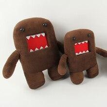 купить Japan Domo Kun Creative Kawaii Plush Toys Domokun Cartoon Plush Stuffed Doll Baby Infant Child Toys Birthday Xmas Gift дешево