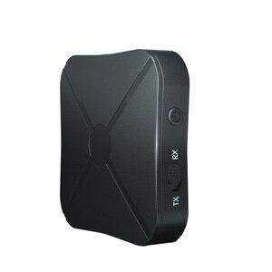 Image 5 - 2 in 1 kablosuz Bluetooth 4.2 alıcı verici ev TV MP3 PC kablosuz adaptör ses 3.5MM AUX Stereo hoparlör TV araba PC