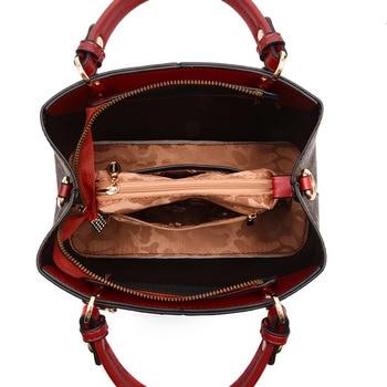2020 Female Tote Bag Designers Luxury Handbags Printed Bucket simple women bag  Famous Brand Shoulder Bag Ladies Bolsos 3