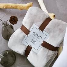28 thow cobertor para sofá engrossar mais quente flanela cobertor para o inverno única rainha king size cobertor na cama